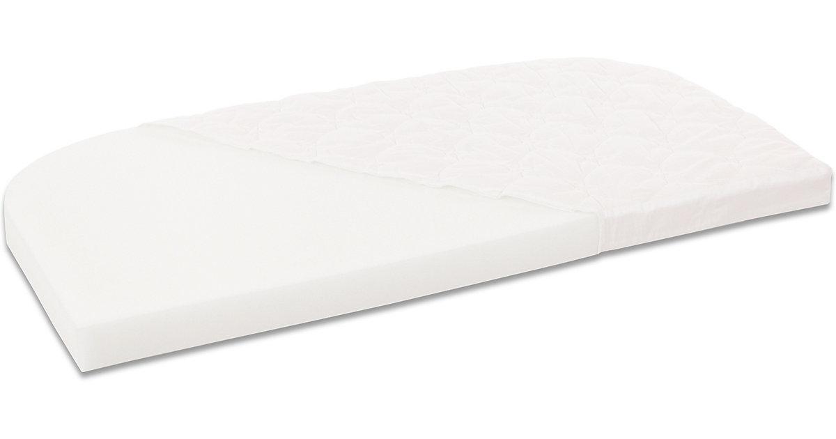 Matratze Classic Cotton Soft babybay Original, weiß  Kinder