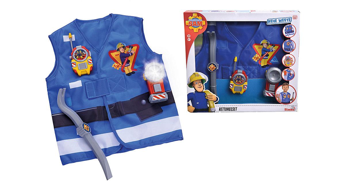 Feuerwehrmann Sam Feuerwehr Rettungsset Jungen Kinder