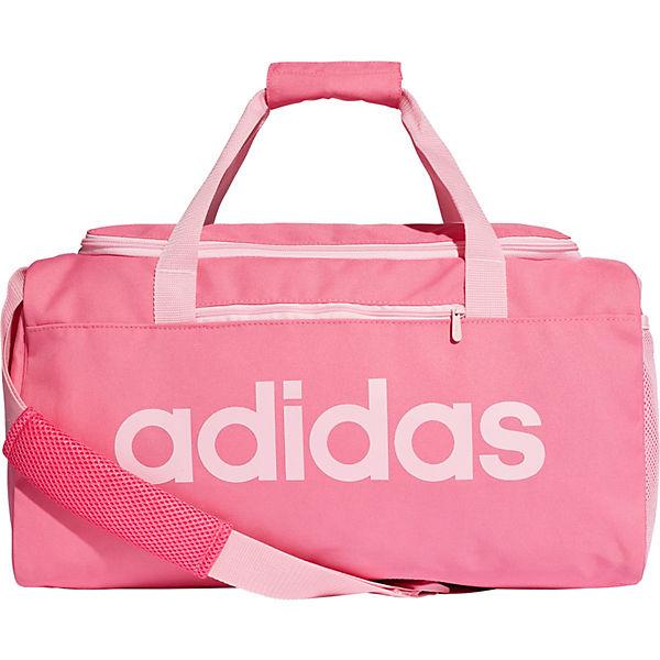 info for store pretty cheap Sporttasche LIN CORE DUF S für Mädchen, adidas Performance