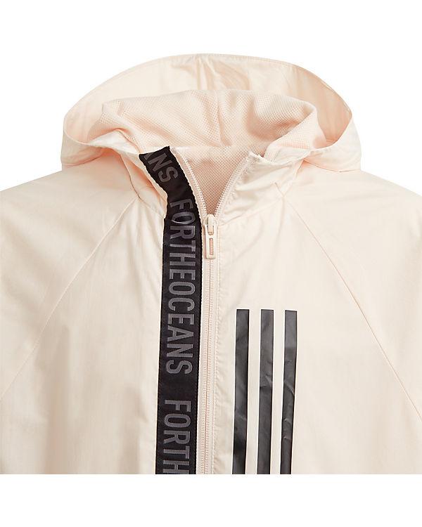 Übergangsjacke YB ID PAR WND für Jungen, adidas