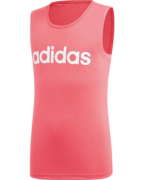 better most popular store Top YG C TANK für Mädchen, adidas Performance