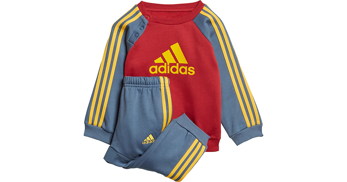 Baby Jogginganzug LOGO JOG FL  rot Gr. 62 Jungen Baby