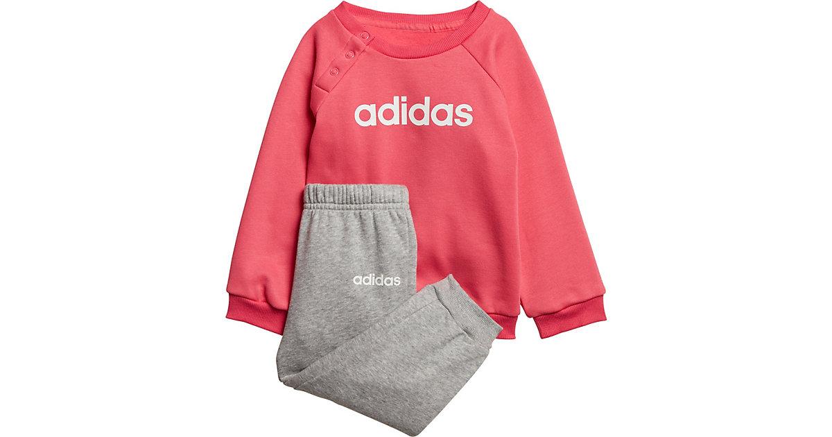 Baby Jogginganzug I LIN JOGG FL  pink Gr. 68 Mädchen Baby