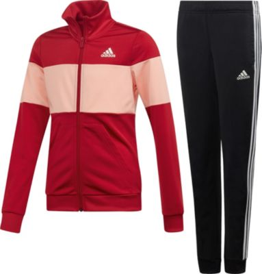 ADIDAS PERFORMANCE Trainingsanzug 'YG Pes TS' in altrosa