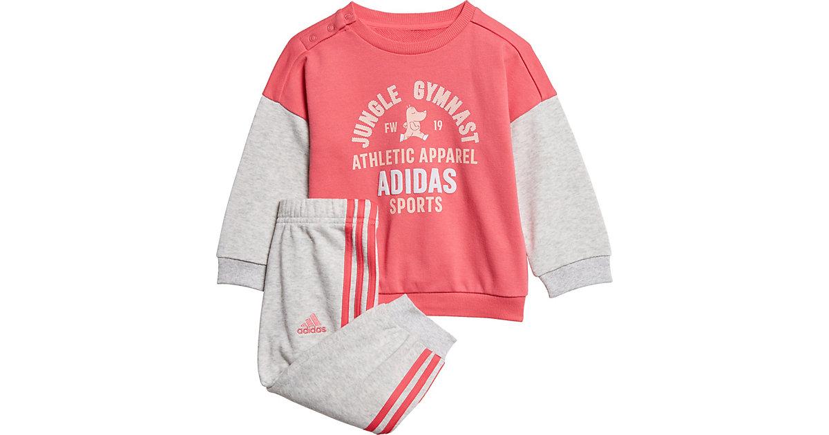 Baby Jogginganzug I GRAPH JOG FT  pink Gr. 68 Mädchen Baby