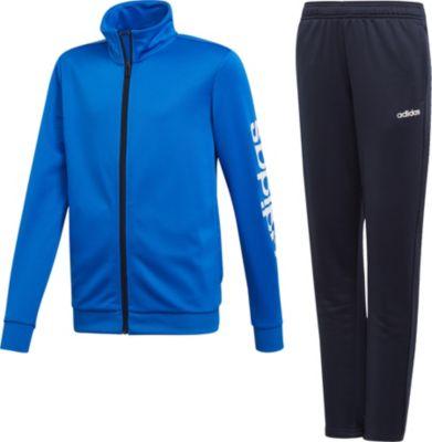 Trainingsanzug YB TS PES für Jungen, adidas Performance