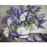 Картина по номерам Color KIT Сиреневый букет