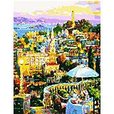 Картина по номерам Color KIT Атмосферное кафе