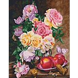 Картина по номерам Color KIT Натюрморт с яблоками