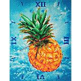 Алмазные часы Color KIT Сочный ананас