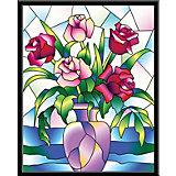 Витраж Color KIT Розы