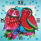 Алмазные часы Color KIT Фруктовые совы