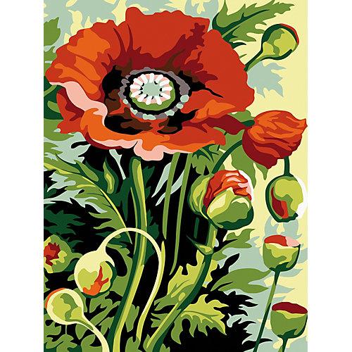 Картина по номерам Color KIT Полевой букет от Color KIT