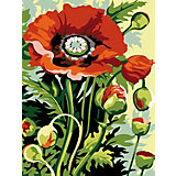 Картина по номерам Color KIT Полевой букет