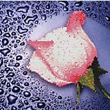 Мозаика по номерам Color KIT Белая роза