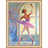 Картина из пайеток Color KIT Балерина