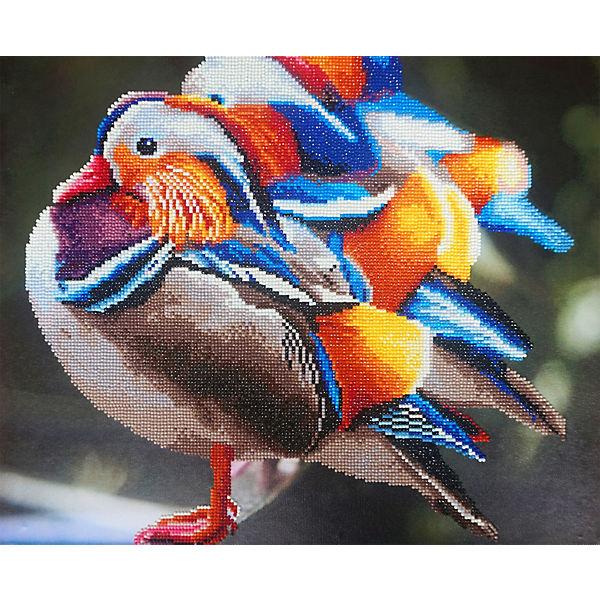 Алмазная картина Color KIT Мандариновое трио