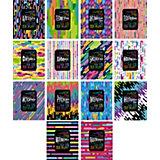 Комплект предметных тетрадей Апплика, 40 листов, 12 шт