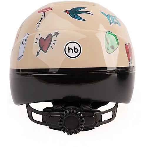 Защитный шлем Happy Baby Stonehead, бежевый - бежевый от Happy Baby