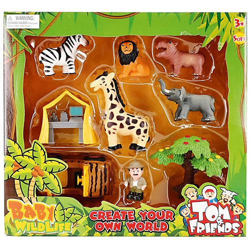 Игровой набор Toy Major «Дикие животные»