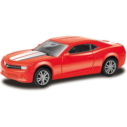 Модель автомобиля Uni-Fortune Chevrolet Camaro, 1:64, красная от Uni Fortune