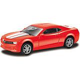 Модель автомобиля Uni-Fortune Chevrolet Camaro, 1:64, красная