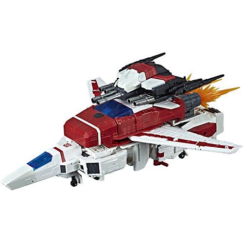 """Трансформеры Transformers """"Война за Кибертрон"""" Класс Командеры, Джетфайр от Hasbro"""
