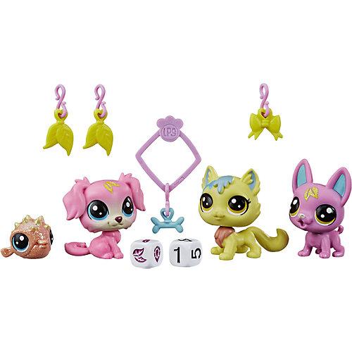 """Игровой набор Littlest Pet Shop """"Мультипак"""" Петы с предсказанием от Hasbro"""
