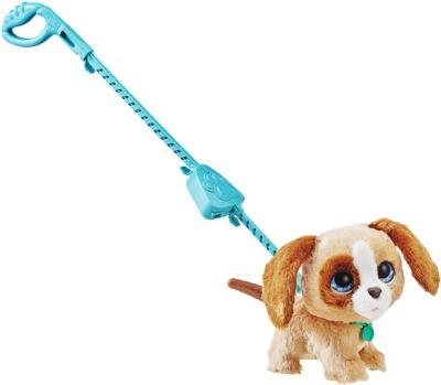 """Мягкая игрушка FurReal Friends """"Большой питомец на поводке"""" Собака"""