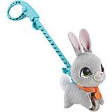"""Мягкая игрушка FurReal Friends """"Маленький питомец на поводке"""" Кролик"""