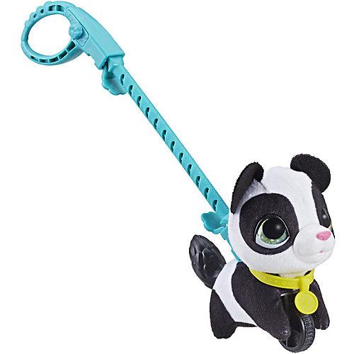 """Мягкая игрушка FurReal Friends """"Маленький питомец на поводке"""" Панда от Hasbro"""