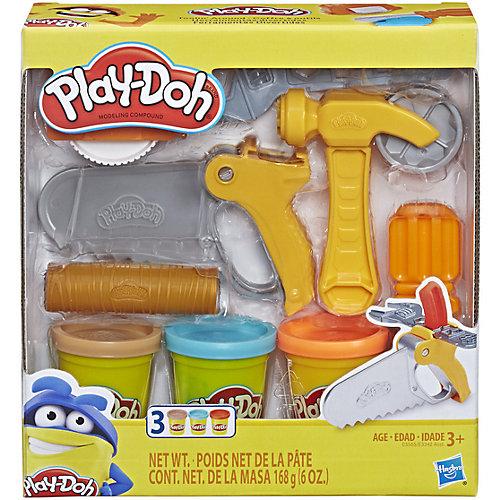 """Игровой набор Play-Doh """"Строительные инструменты"""" от Hasbro"""