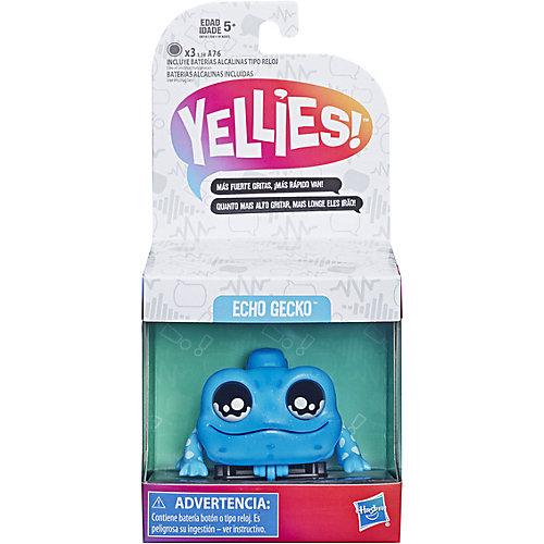 """Интерактивная игрушка Yellies """"Ящерица"""", Эхо Гекко от Hasbro"""