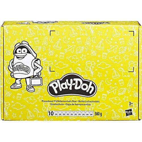 """Игровой набор Play-Doh """"Дошкольный набор"""" от Hasbro"""