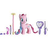 """Игровой набор My Little Pony """"Пони с причёсками"""" Пинки Пай"""