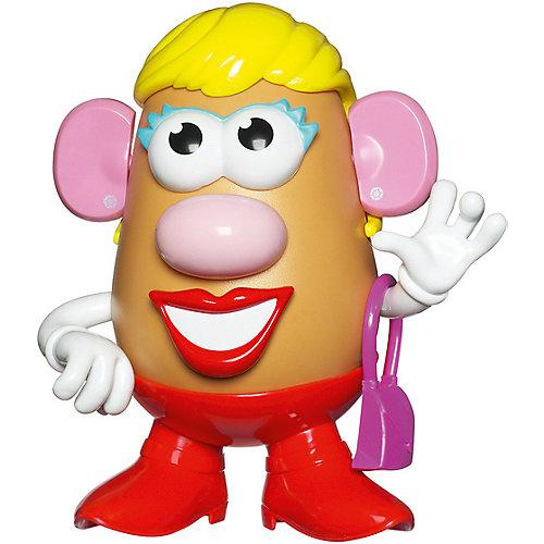 """Игровой набор Playskool Potato Head """"Классический"""" Миссис Картофельная голова, 18,4 см от Hasbro"""