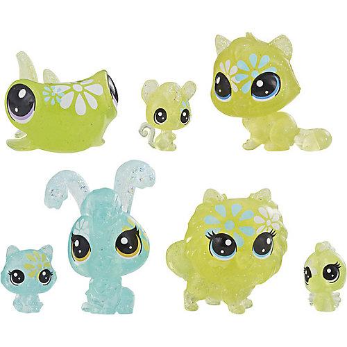 """Набор фигурок Littlest Pet Shop """"Цветочные петы"""" Дейзи, 7 шт от Hasbro"""