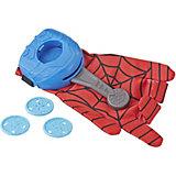 Игровой набор Spider-Man, Перчатка Человека-Паука с дисками