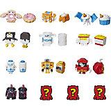 """Игровой набор Transformers """"Ботботс"""" Банная банда, 5 шт"""