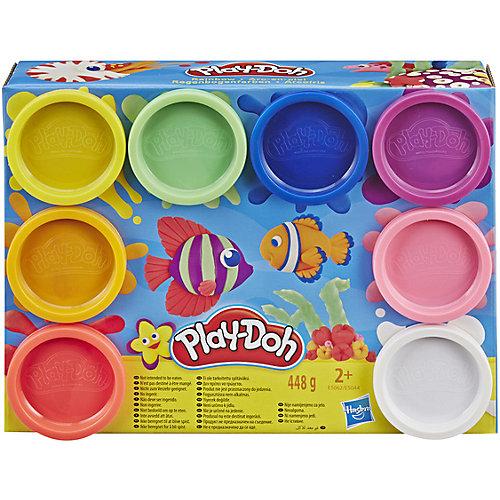 """Набор пластилина Play-Doh """"Радуга"""", 8 цветов от Hasbro"""