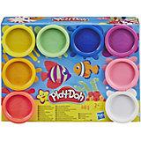 "Набор пластилина Play-Doh ""Радуга"", 8 цветов"