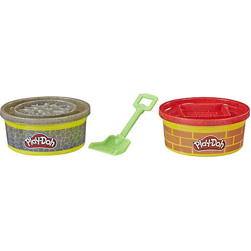 """Игровой набор Play-Doh """"Колёса"""" Кирпич и камень от Hasbro"""