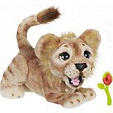 """Интерактивная игрушка FurReal Friends """"Король лев"""", Львёнок Симба"""