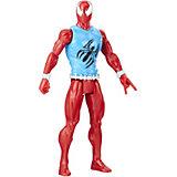 """Фигурка Spider-Man Power Pack """"Титаны"""" Алый Человек-Паук, 30 см"""