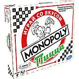 """Настольная игра Hasbro Gaming """"Монополия"""" Пицца"""