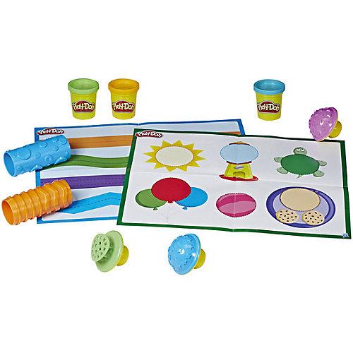Игровой набор Play-Doh Academy Инструменты и текстуры от Hasbro