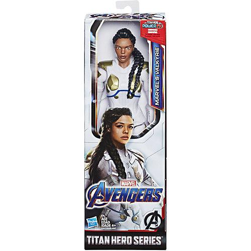 """Игровая фигурка Marvel Avengers """"Герои Титана"""" Гадюка, 28,6 см от Hasbro"""