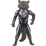 """Игровая фигурка Marvel Avengers """"Герои Титана"""" Ракета, 16,5 см"""
