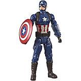 "Игровая фигурка Avengers ""Титаны"" Капитан Америка, 29,8 см"