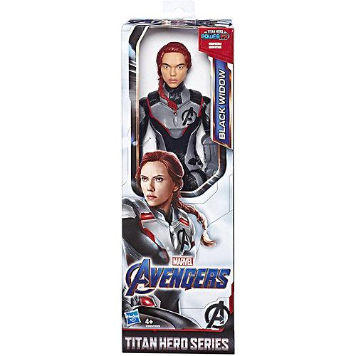 """Игровая фигурка Avengers """"Титаны"""" Чёрная Вдова, 28,6 см от Hasbro"""